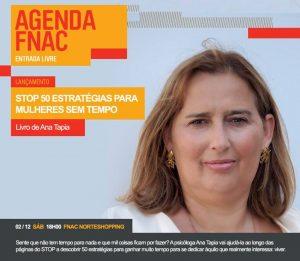Ana Tapia Fnac Porto