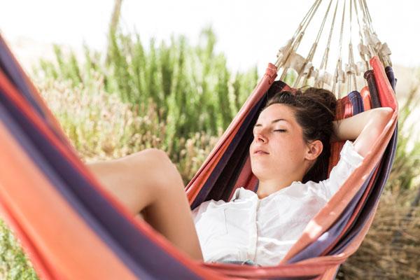 Stress nas férias? Nem pensar!